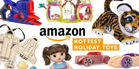 Most Popular Holiday Toys From Amazon