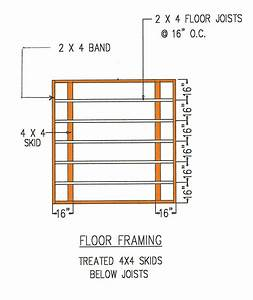 8 U00d78 Gambrel Storage Shed Plans For Building A Long