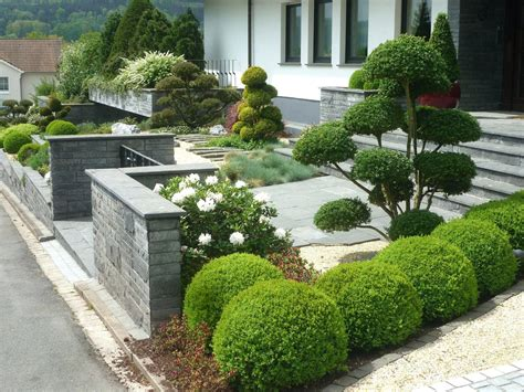 Vorgarten Pflanzen Gestalten vorgarten pflanzen der bla 1 4 hend schan und pflegeleicht
