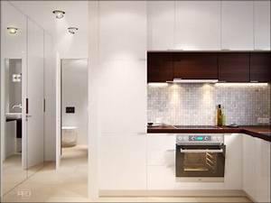 brown white kitchen interior design ideas With brown and white kitchen designs