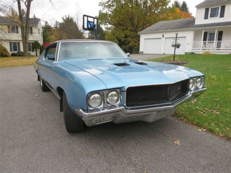 Buick Gs 455 For Sale by 1970 Buick Gs Stage 1 455 Survivor For Sale Buick Other