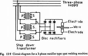 main equipments required for resistance welding With three phase motor wiring diagram together with 3 phase transformer