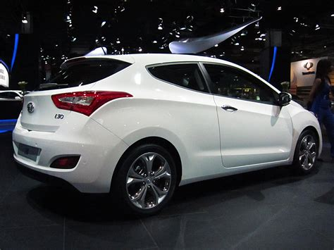 Hyundai I30  Pictures, Information And Specs Auto
