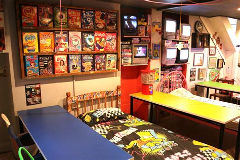 cafes cereal killer cafe london teen bedroom