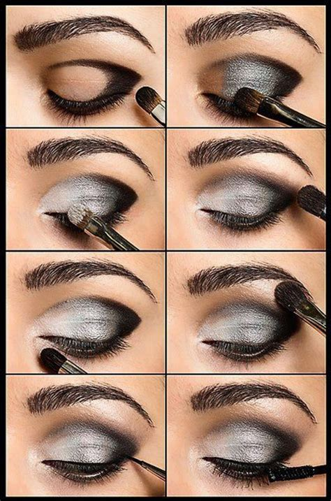 professional glamorous eye makeup tutorials pretty designs