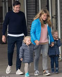 Jimmy Fallon out with family after canceling Friday taping ...