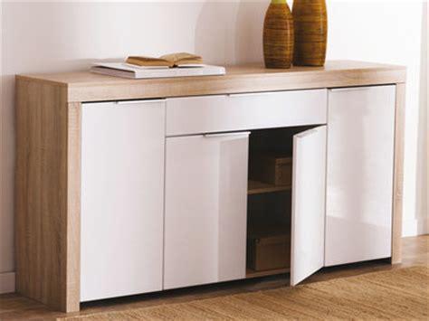 meuble bas cuisine largeur 35 cm un buffet bas pour du design dans la cuisine