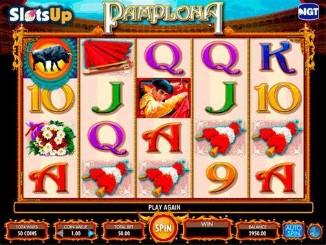 Pamplona Slot Machine Online ᐈ Igt Casino Slots