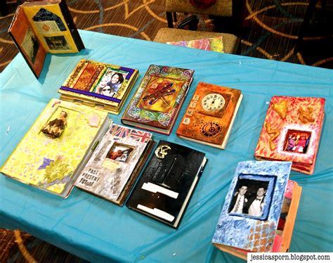 jessica sporn designs art  altered book workshop
