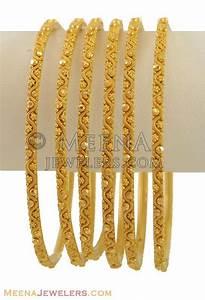 Dubai Gold Bracelet Design 22k Gold Bangles 2 Pcs Only Set Of Bangles Gold