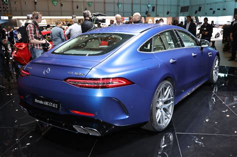 Unexpectedly versatile, unmistakably amg gt: Five Things You Should Know About the 2019 Mercedes-AMG GT Four-Door Coupe | Automobile Magazine