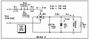 Widerstand In Reihe Berechnen : kondensatornetzteil kondensator netzteil kondensator statt trafo x2 kondensator y2 ~ Themetempest.com Abrechnung