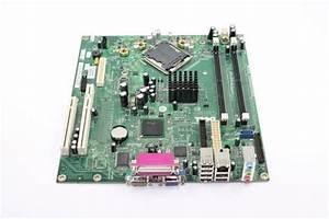 Dell Optiplex Gx520 Desktop Motherboard Md573 Rj290  Sff