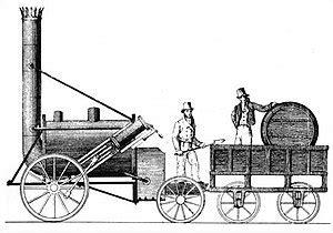 Stephenson's Rocket Wikipedia