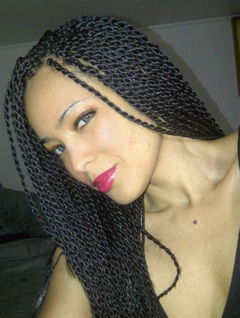 Twists Hairstyles Pictures by Twist Braid Hairstyles For Black Hair Twist