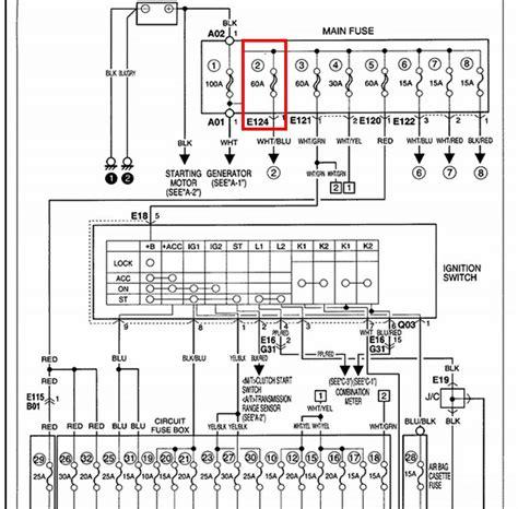 2006 Grand Fuse Box Diagram by 2006 Suzuki Grand Vitara Fuse Box Diagram Decor