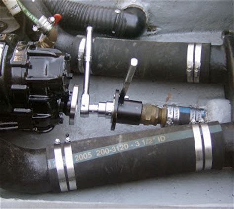 Boat Drive Shaft Packing by Inboard Ski Boat Tech Tips