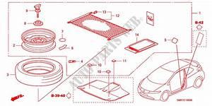 Temper Wheel Kit 16 Inch Accessories 18 Type S 2008 Civic Honda Cars   Honda Cars
