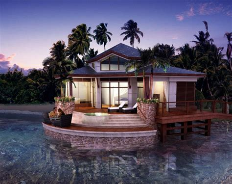 island house aruba second most beautiful islands kizie Tropical