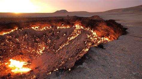 la porte de l enfer turkmenistan la porte de l enfer au turkm 233 nistan