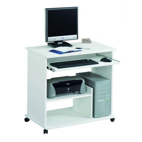 bureau d ordi bureau d 39 ordinateur trollhättan blanc home24 fr