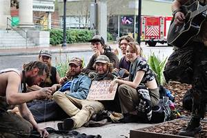 'Home-free' Squatters Find Community in Gainesville ...
