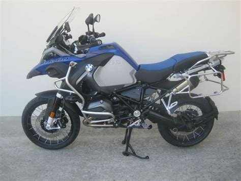 2015 Bmw R 1200 Gs Adventure Touring Motorcycle From