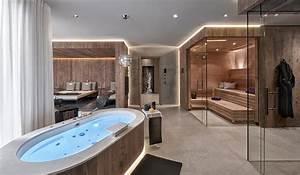 Sauna Für Badezimmer : badezimmer mit sauna ideen design ideen ~ Lizthompson.info Haus und Dekorationen