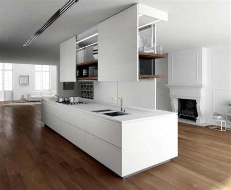 cuisine minimaliste design decoration cuisine minimaliste