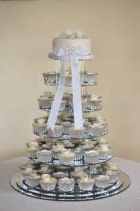 wedding cake and cupcakes cupcake wedding cakes great cake ideas