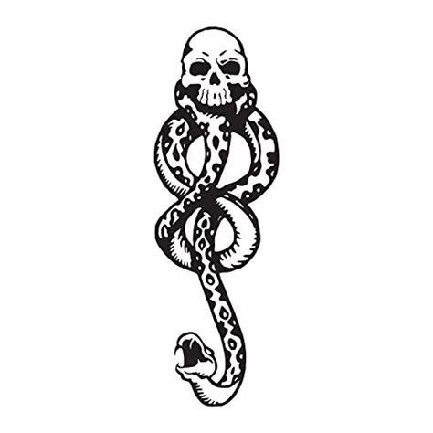 harry potter death eaters dark mark tattoos  cosplay