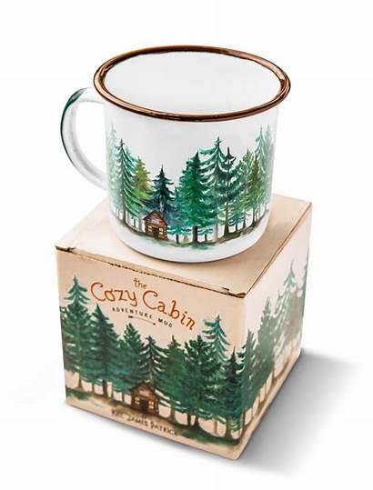 Cozy Cabin Mug Adventure Mugs James American