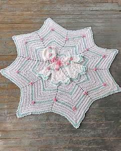 Rosebud Ripple Layette Crochet Pattern Maggie39s Crochet