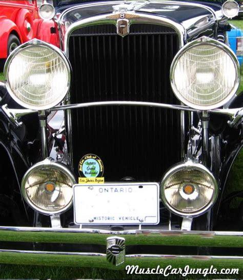 nash  headlights