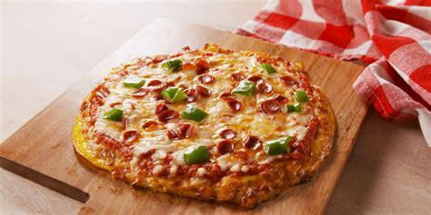 carb breakfast pizza recipe