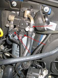 2008 Jeep Wrangler Fuel Filter Location