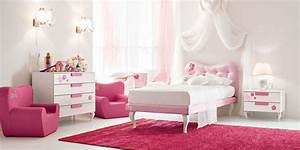 photos deco chambre fille rose With photos de chambre de fille