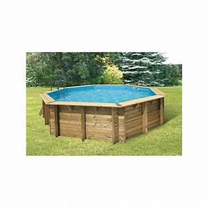 Piscine Bois Ubbink : piscine bois octogonale oc a 580 cm cm ubbink ~ Mglfilm.com Idées de Décoration