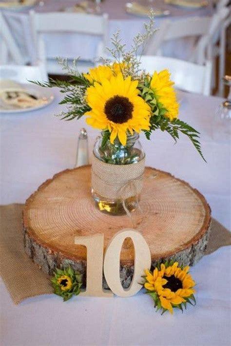 90 Cheerful And Bright Sunflower Wedding Ideas   HappyWedd.com