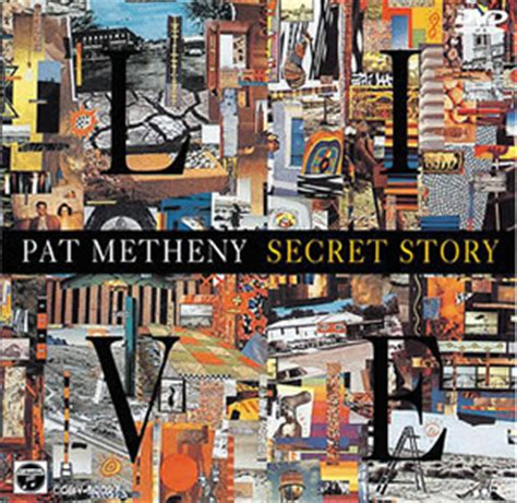 pat metheny finding and believing パット メセニー シークレット ストーリー ライヴ dvd cdjournal