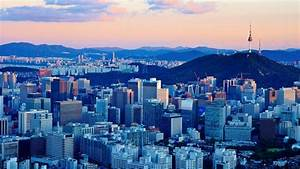 Seoul Wallpaper
