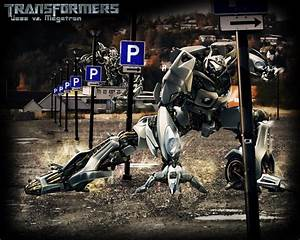 Transformers: Jazz vs Megatron by the-skunk on DeviantArt