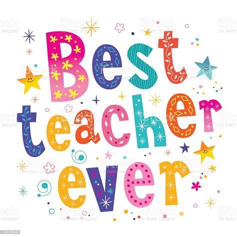 teacher  stock illustration  image