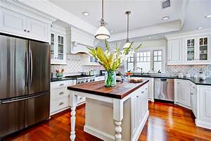 Ideas, For, Custom, Kitchen, Cabinets