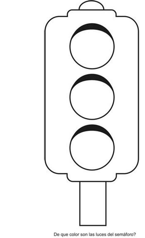 semaforo peatonal  colorear buscar  google