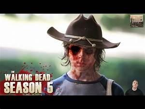 The Walking Dead Season 5 Finale - Will Carl Lose an Eye ...
