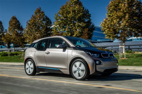 Bmw I3, Selected As Yahoo Autos 2015 Green Car Of The Year