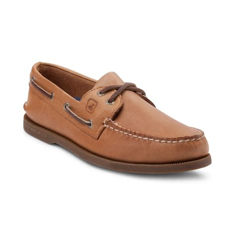 Boat Shoes For Sale by Mens Sperry Top Sider Authentic Original Boat Shoe Brown