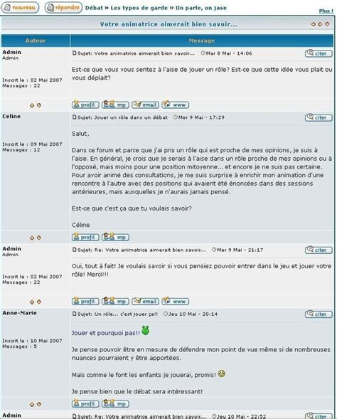Using On-line Academic Forums   Featured Reports ...