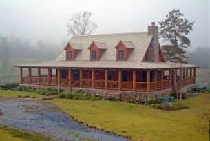 Inspiring House Wrap Around Porch Photo by Western Ranch House W Wrap Around Porch This Is My